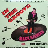 "LP - ✫✫ MACK STEVENS ✫✫ "" In The Groove """